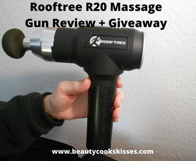 Rooftree R20 Massage Gun Review