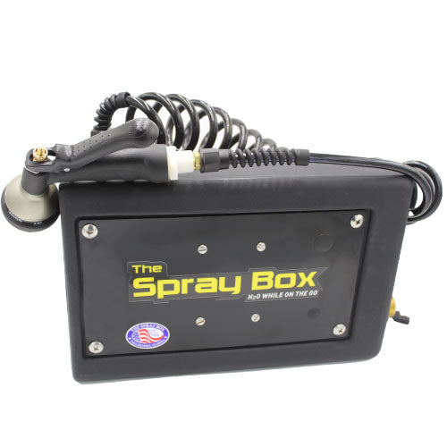 The Spray Box Interface- Freshwater Wash-down System. Customizable