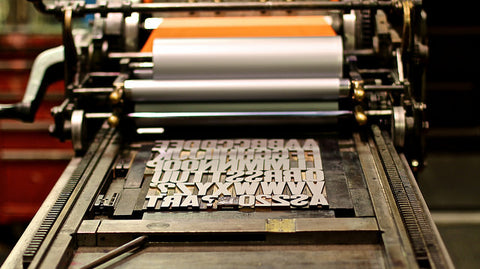 Intro to Letterpress: Setting Type