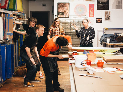 Introduction to Silkscreen: Weeknight