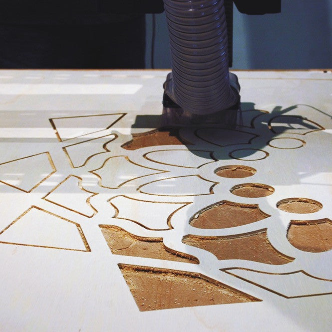 Fab Lab Foundations 2: Introduction to the CNC Router @ AS220 Labs | Providence | Rhode Island | United States