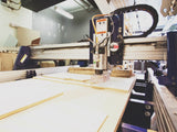 Fab Lab Foundations 2: Introduction to the CNC Router
