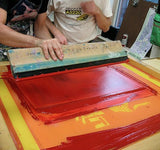 Beginner Silkscreen: Weeknights