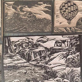 Beginner's  Relief Printing Techniques