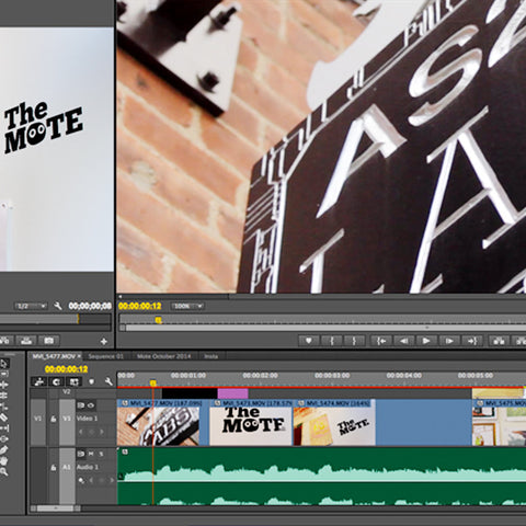 Software Basics: Video Editing in Premiere