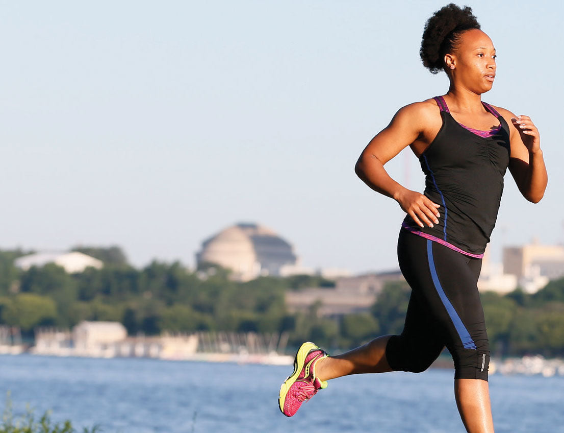 4 Tips to Commit to Being Fit