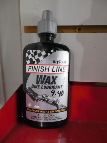 Lube - Chain - Wax (Finish Line)