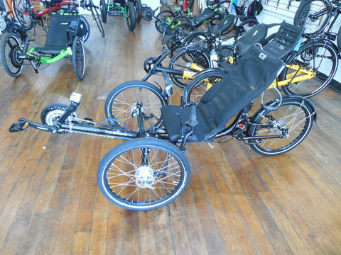 Recumbent trike - Adventure (ICE)