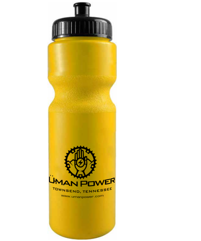 U-Man Power Water Bottle