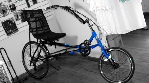Recumbent Bike - Zephyr (SunSeeker)