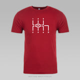 6 Speed Manual Transmission Shift Pattern T-Shirt