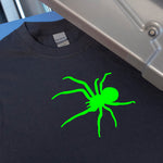 Arachnid Spider T-Shirt Heat Transfer