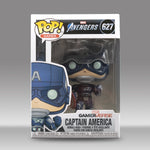 Funko Pop! Marvel Avengers Captain America #627
