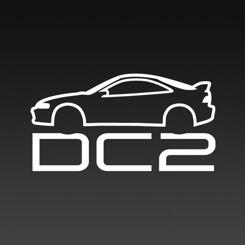 DC2 Acura/Honda Integra GSR/Type R Inspired T-Shirt