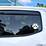 Dog Paw Cute Pet Animal Decal Sticker
