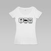 Eat Sleep Honda T-Shirt