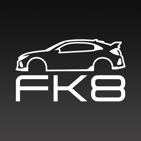 FK8 Honda Civic Type R Inspired T-Shirt