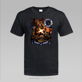 Fire Department Dragon T-Shirt