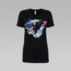 Patriotic Eagle T-Shirt