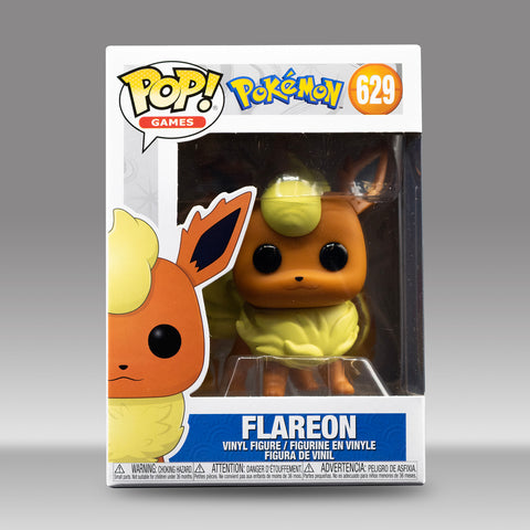 Funko Pop! Pokemon Flareon #629