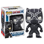 Funko Pop! Marvels Civil War: Black Panther #130
