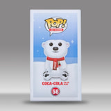 Funko Pop! Coca-Cola Bear #58