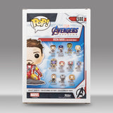 Funko Pop! Marvels Avengers Endgame I Am Iron Man Glow-in-the-Dark PX #580