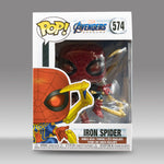 Funko Pop! Marvel Avengers Endgame Iron Spider with Nano Gauntlet #574