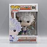 Funko Pop! Hunter X Hunter Killua #654
