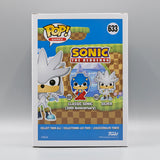 Funko Pop! Sonic the Hedgehog Silver #633