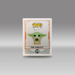 Funko Pop! Star Wars: The Mandalorian The Child with Cup #378