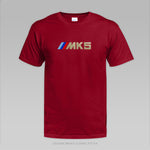 MK5 Supra GR BMW Stripes T-Shirt