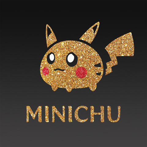 Minichu Pokemon Inspired T-Shirt