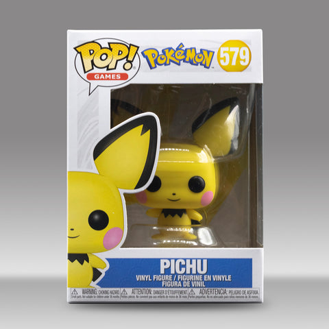 Funko Pop! Pokemon Pichu #579
