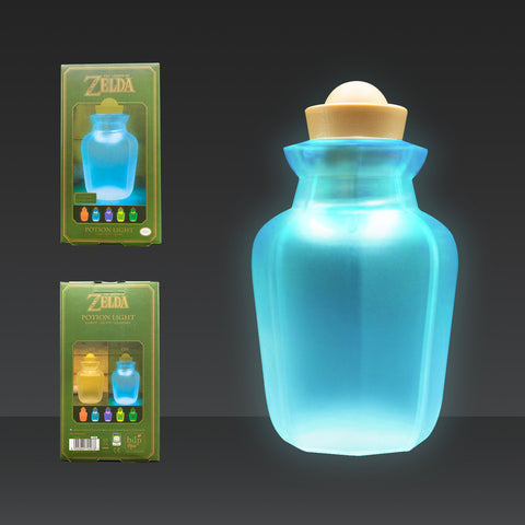 "Legend of Zelda 6"" Tall Potion Jar Light"