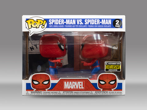 Funko Pop! Marvel Spiderman Imposter EE Exclusive
