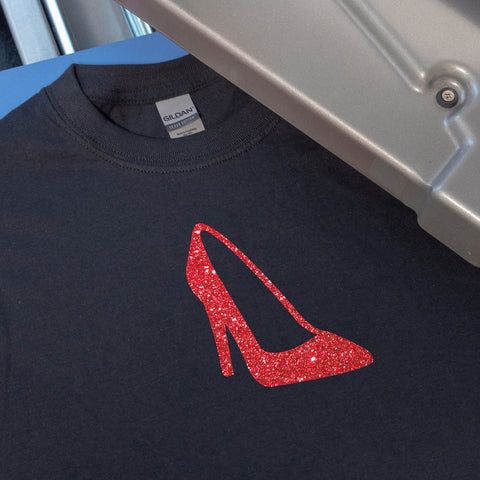 Stiletto Shoe Heat Transfer