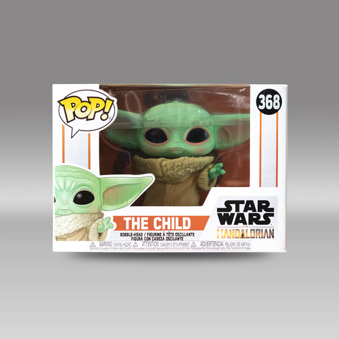 Funko Pop! Star Wars The Mandalorian The Child #368