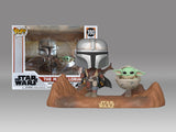 Funko Pop! Star Wars: The Mandalorian and Child Television Moment