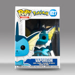Funko Pop! Pokemon Vaporeon #627