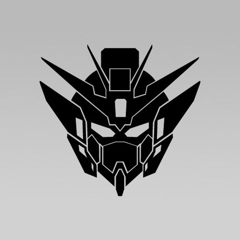 Gundam Wing Zero's Head Decal