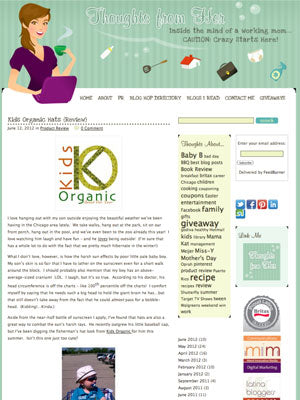 Green Child Magazine refers to Kids Organic Cotton Clothing