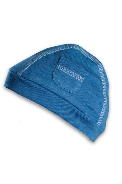 "Accessories: ""Denim-Look"" Warm Up Beanie"