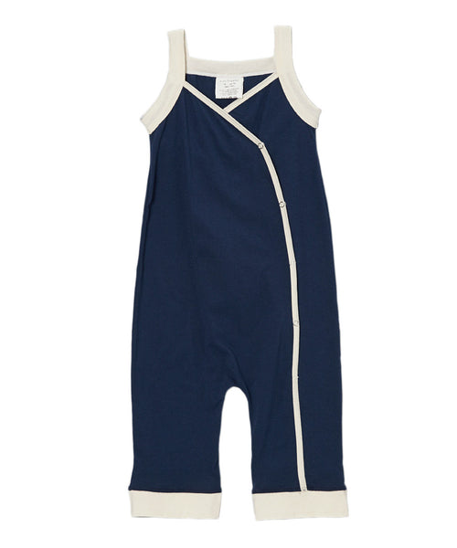 Playsuit: Fashion Sleeveless Overall