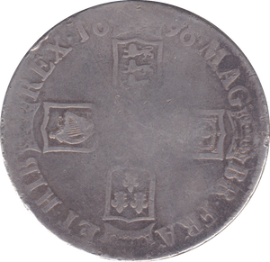 1696 CROWN ( FAIR )