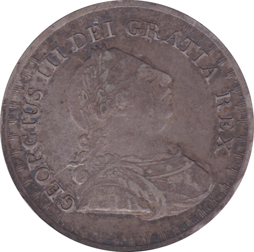 1811  SILVER BANK TOKEN 3 SHILLINGS ( VF ) C