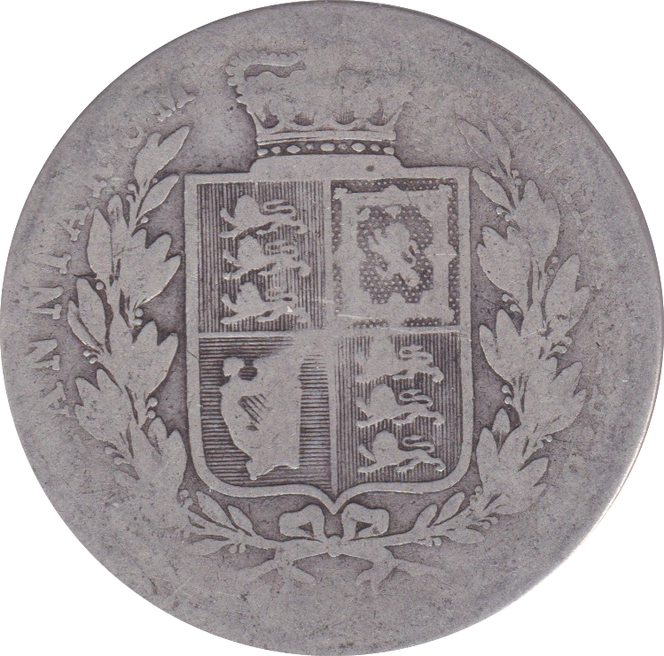 1879 HALFCROWN ( FAIR ) A