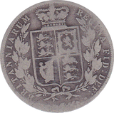 1881  HALFCROWN ( FAIR ) B