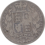 1883 HALFCROWN ( FAIR )