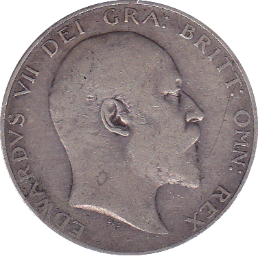 1903 HALFCROWN ( GF ) B